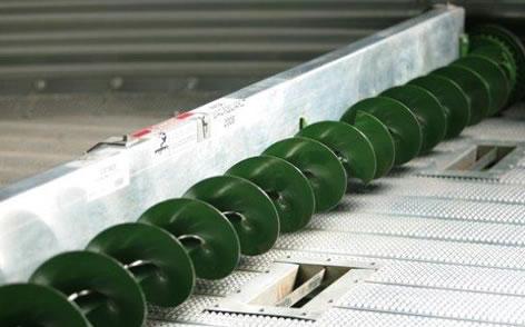 12. barredores de granos industriales