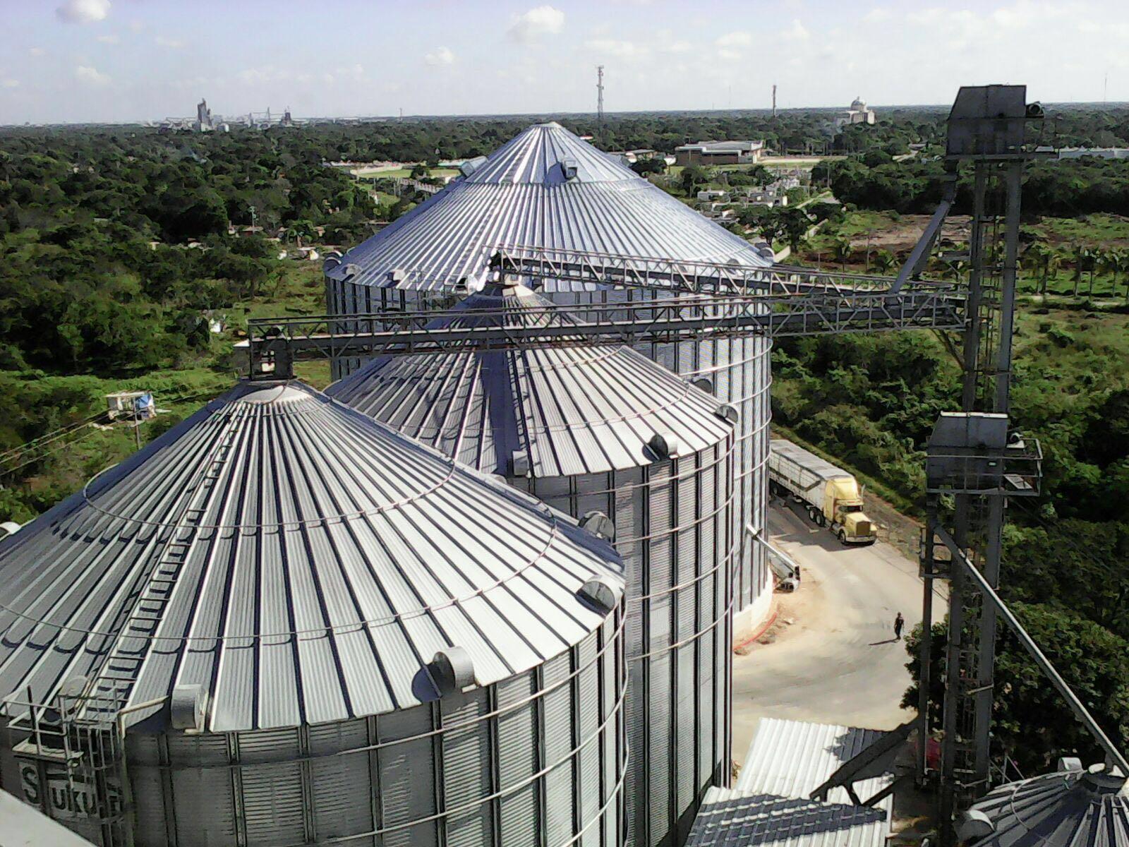 silos por syb schmitt